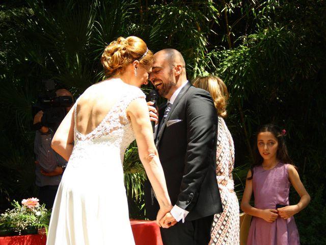 La boda de David y Estibaliz en Guadarrama, Madrid 11