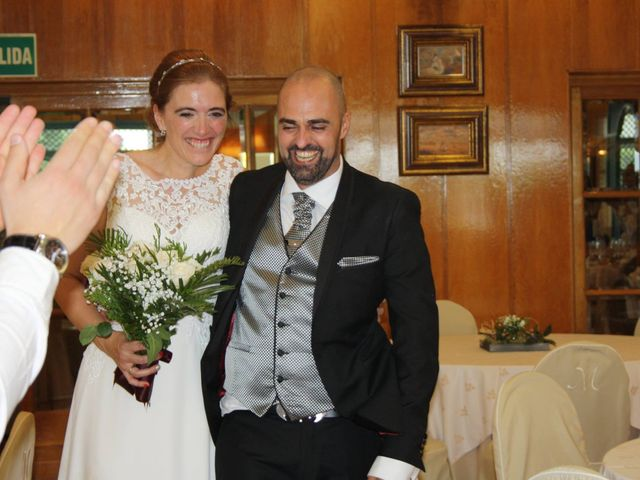 La boda de David y Estibaliz en Guadarrama, Madrid 12