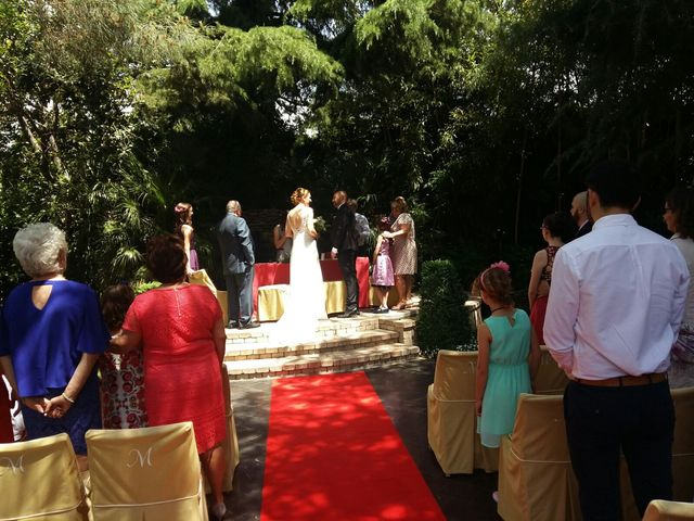 La boda de David y Estibaliz en Guadarrama, Madrid 13