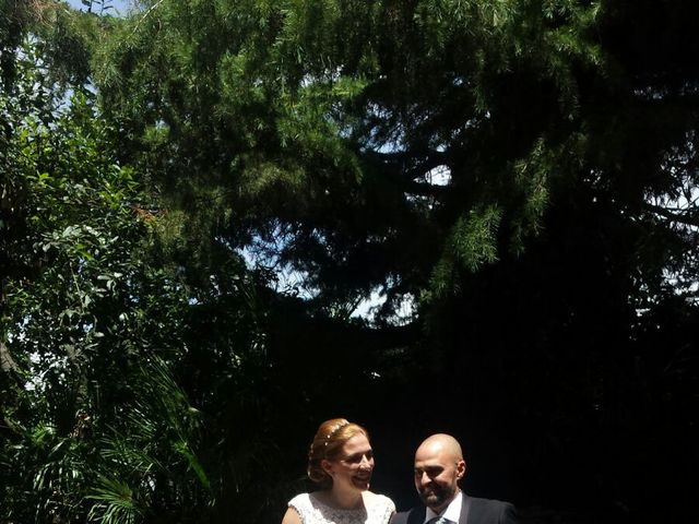 La boda de David y Estibaliz en Guadarrama, Madrid 14