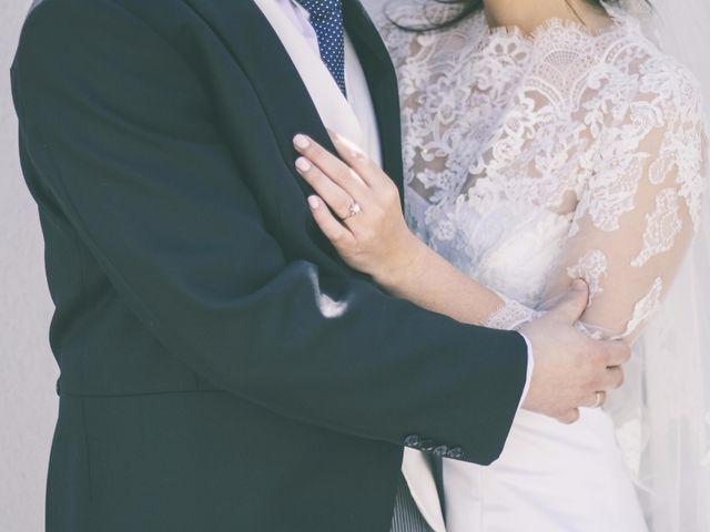 La boda de Pablo y Lorena en Alhaurin De La Torre, Málaga 34