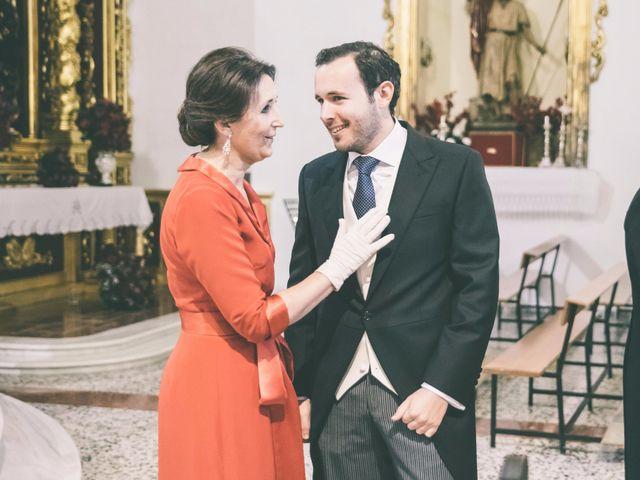 La boda de Pablo y Lorena en Alhaurin De La Torre, Málaga 15
