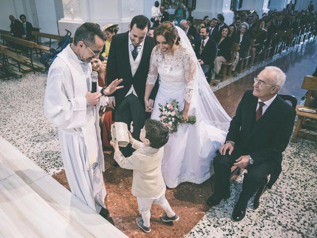 La boda de Pablo y Lorena en Alhaurin De La Torre, Málaga 20