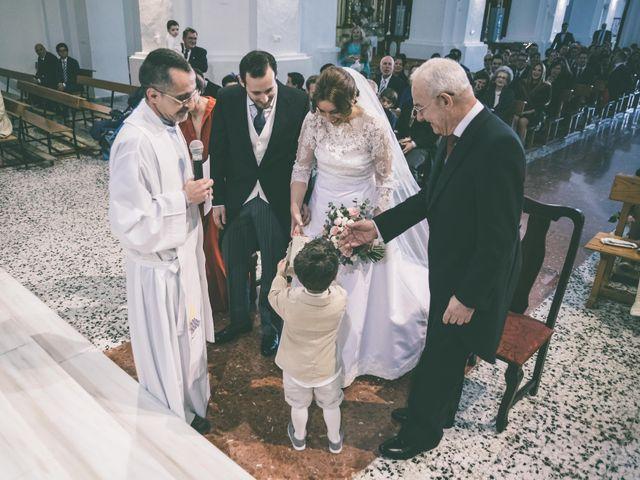 La boda de Pablo y Lorena en Alhaurin De La Torre, Málaga 21