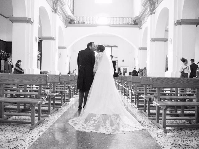 La boda de Pablo y Lorena en Alhaurin De La Torre, Málaga 24
