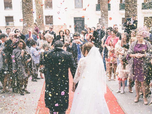 La boda de Pablo y Lorena en Alhaurin De La Torre, Málaga 27