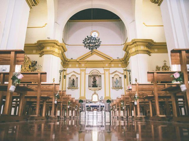 La boda de Pablo y Lorena en Alhaurin De La Torre, Málaga 14