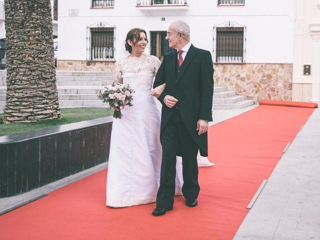 La boda de Pablo y Lorena en Alhaurin De La Torre, Málaga 18
