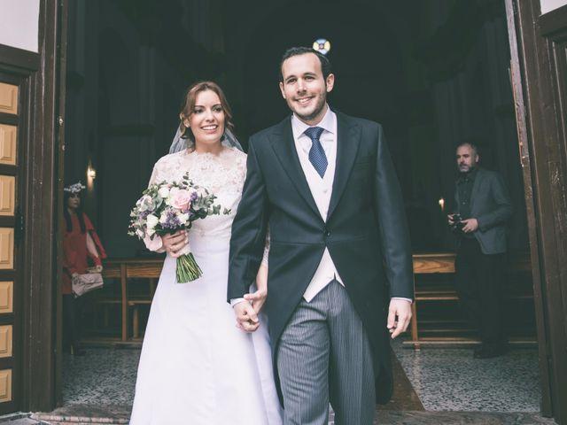 La boda de Pablo y Lorena en Alhaurin De La Torre, Málaga 25
