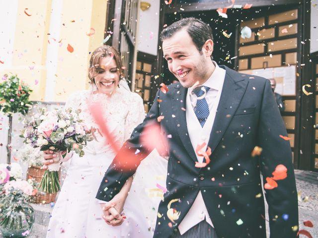 La boda de Pablo y Lorena en Alhaurin De La Torre, Málaga 28