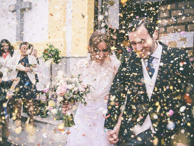 La boda de Pablo y Lorena en Alhaurin De La Torre, Málaga 30