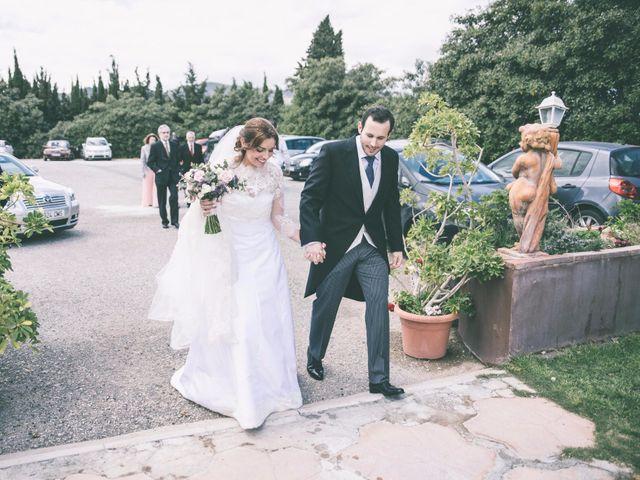 La boda de Pablo y Lorena en Alhaurin De La Torre, Málaga 32