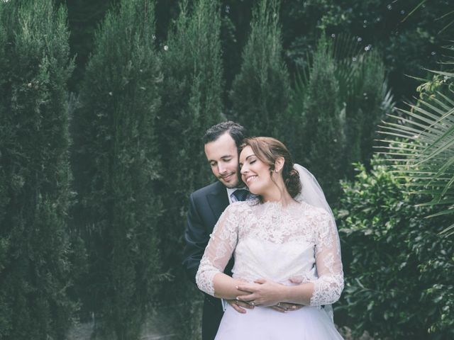 La boda de Pablo y Lorena en Alhaurin De La Torre, Málaga 35