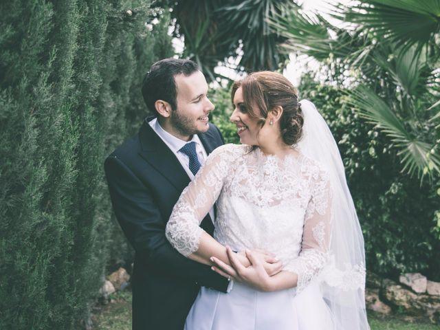 La boda de Pablo y Lorena en Alhaurin De La Torre, Málaga 36