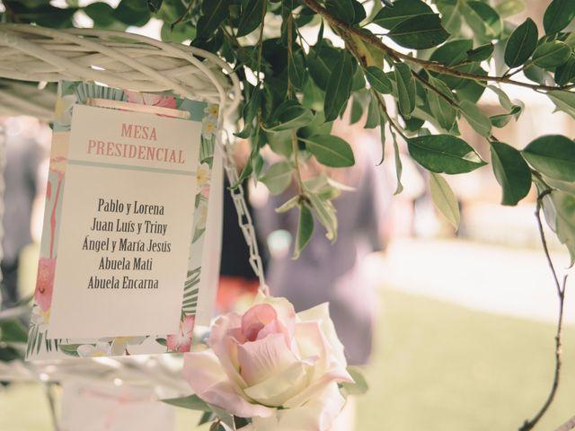 La boda de Pablo y Lorena en Alhaurin De La Torre, Málaga 41