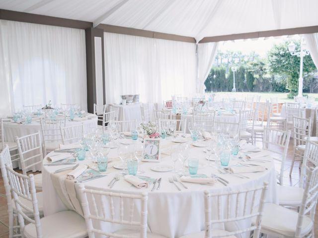 La boda de Pablo y Lorena en Alhaurin De La Torre, Málaga 50