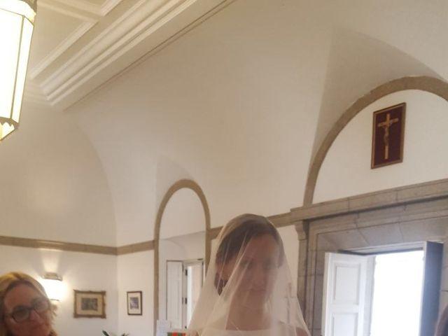 La boda de David  y Estefania  en Sta Cruz Valle De Los Caidos, Madrid 2