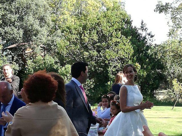 La boda de David  y Estefania  en Sta Cruz Valle De Los Caidos, Madrid 7