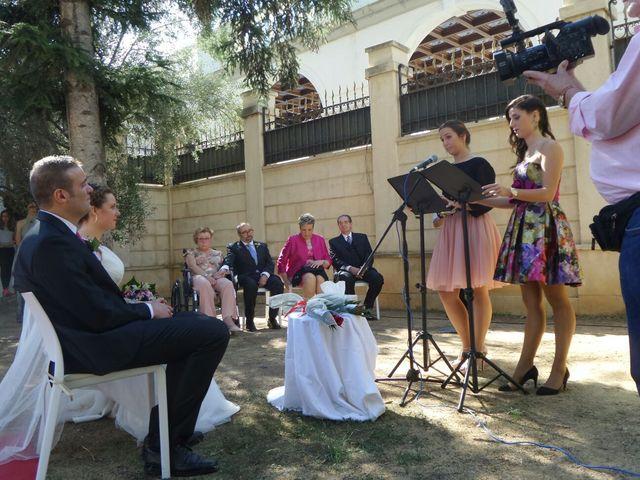 La boda de Jordi y Sabina en Navajas, Castellón 4