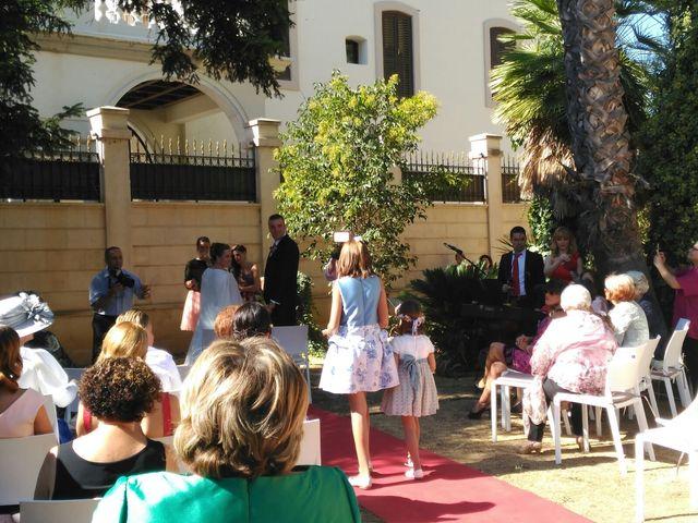 La boda de Jordi y Sabina en Navajas, Castellón 6