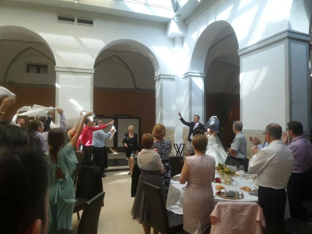 La boda de Jordi y Sabina en Navajas, Castellón 8