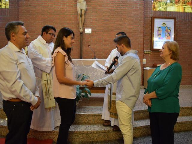 La boda de Sergio y Lucia  en Madrid, Madrid 1
