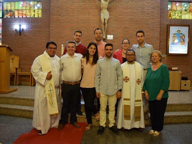 La boda de Sergio y Lucia  en Madrid, Madrid 2