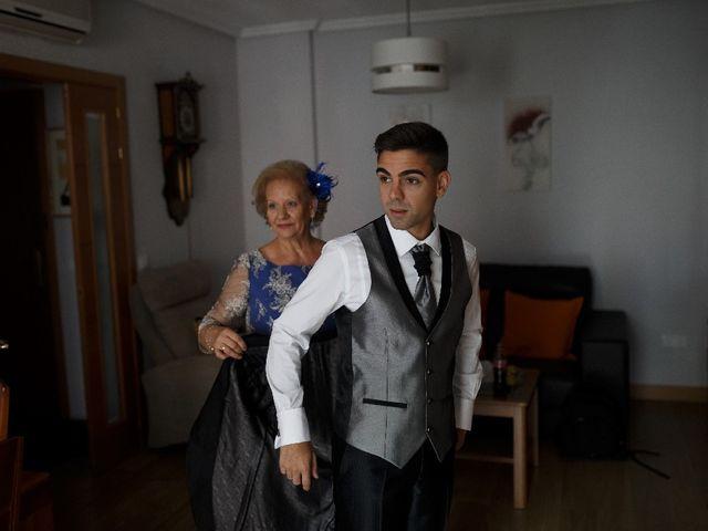 La boda de Sergio y Lucia  en Madrid, Madrid 3