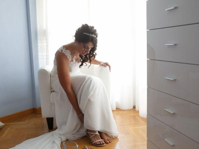 La boda de Sergio y Lucia  en Madrid, Madrid 5