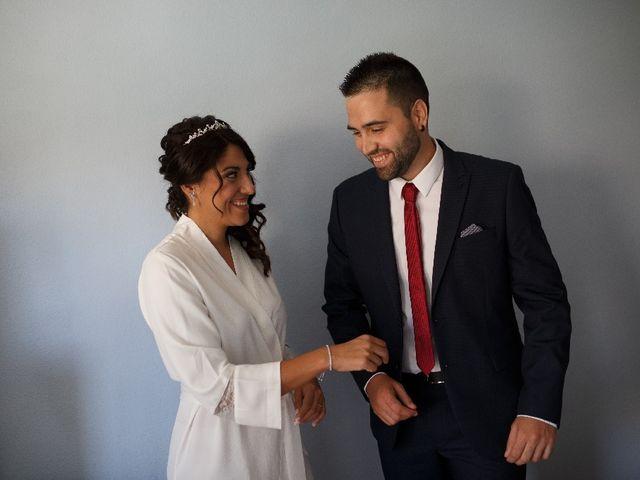 La boda de Sergio y Lucia  en Madrid, Madrid 7