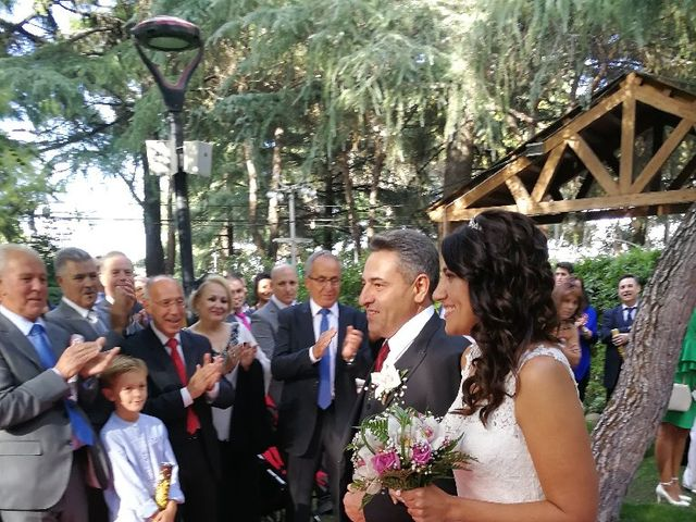 La boda de Sergio y Lucia  en Madrid, Madrid 12