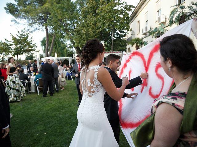 La boda de Sergio y Lucia  en Madrid, Madrid 14