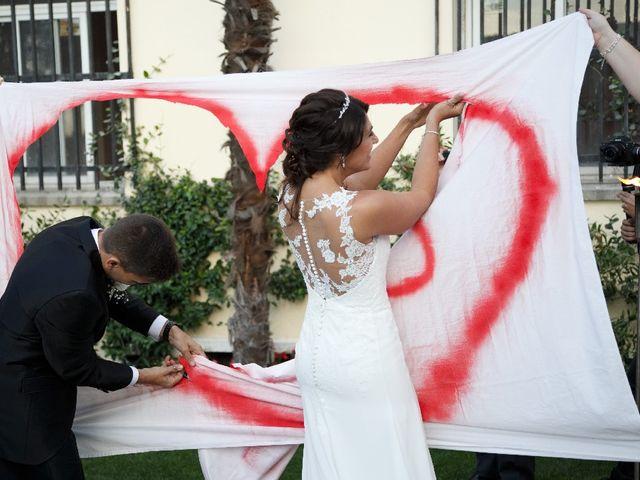 La boda de Sergio y Lucia  en Madrid, Madrid 15