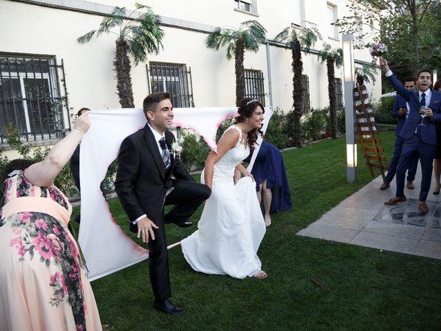 La boda de Sergio y Lucia  en Madrid, Madrid 16