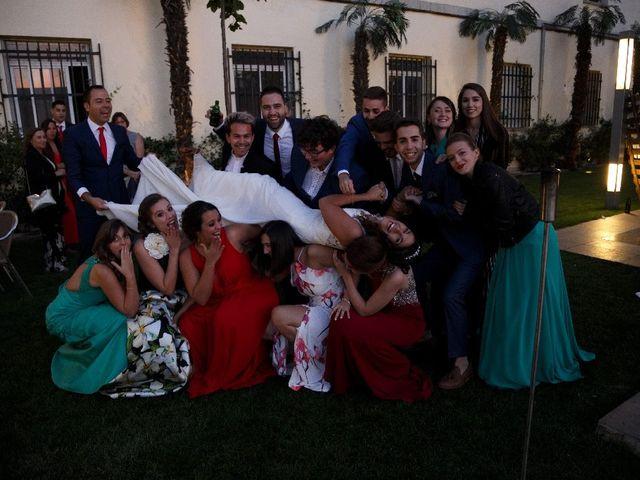 La boda de Sergio y Lucia  en Madrid, Madrid 18
