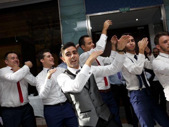 La boda de Sergio y Lucia  en Madrid, Madrid 25