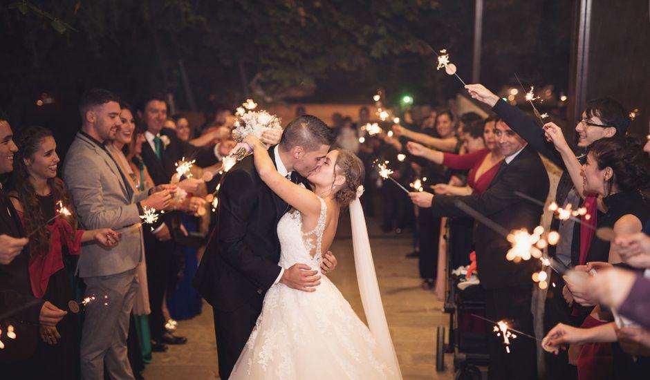 La boda de Adrián y Patricia en L' Hospitalet De Llobregat, Barcelona