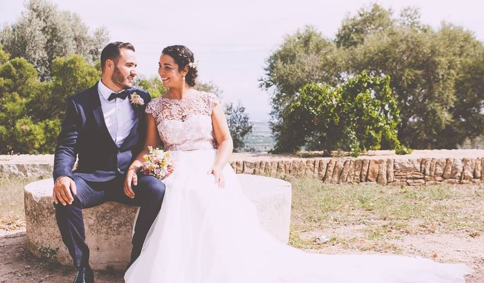 La boda de Samper  y Lara  en Vinaròs, Castellón