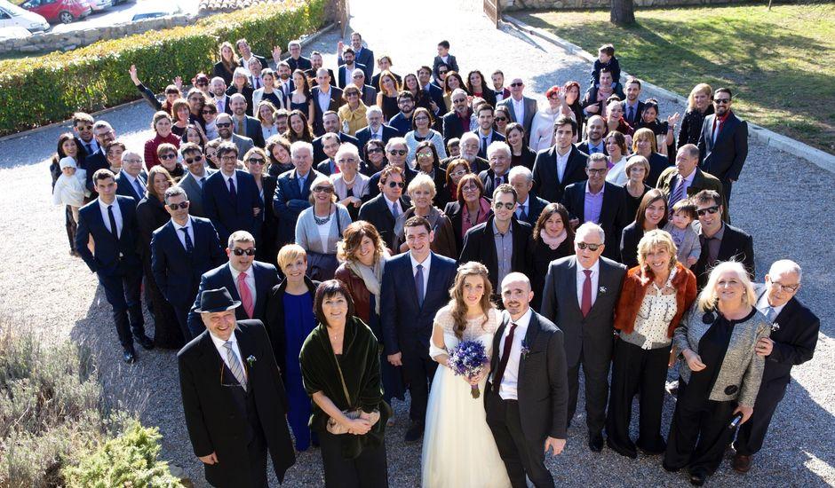 La boda de Kilian y Laura  en Rubio, Barcelona