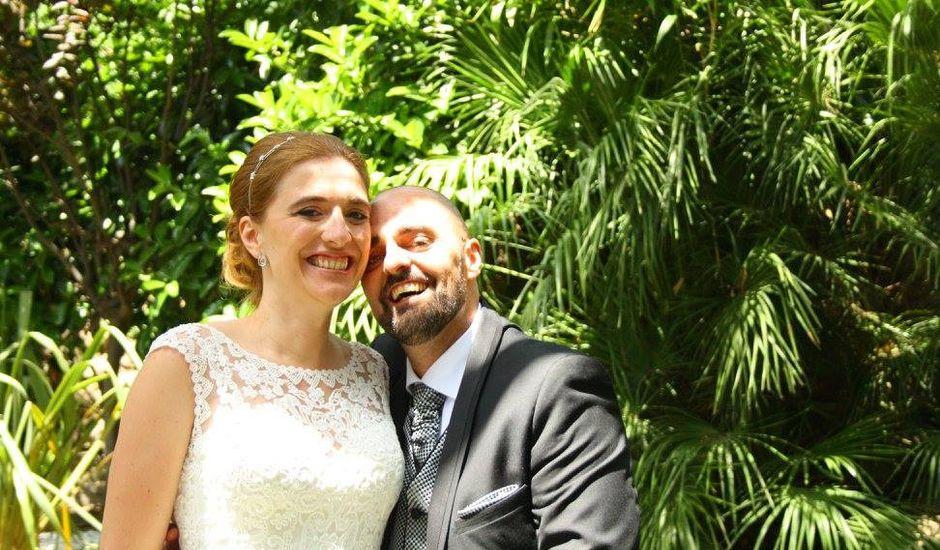 La boda de David y Estibaliz en Guadarrama, Madrid