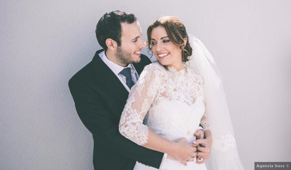 La boda de Pablo y Lorena en Alhaurin De La Torre, Málaga