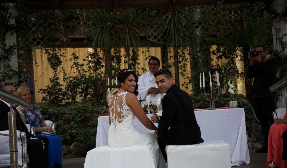 La boda de Sergio y Lucia  en Madrid, Madrid