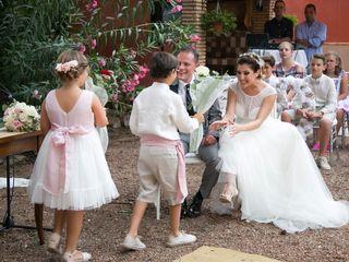 La boda de Charo y Ñoño