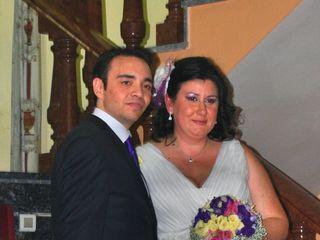 La boda de Ruben  y Begoña