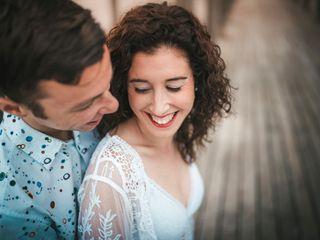 La boda de Alba y Saul 2