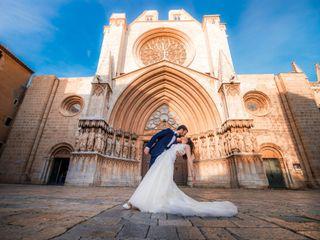 La boda de Alba y Saul