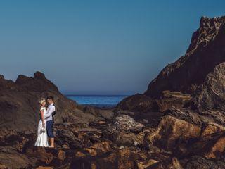 La boda de Maialen y Beiñat