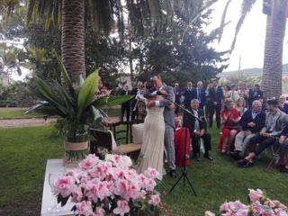 La boda de Susana  y José Manuel