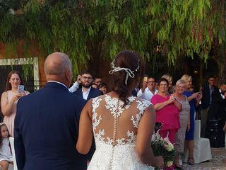La boda de Patri y Amet 1