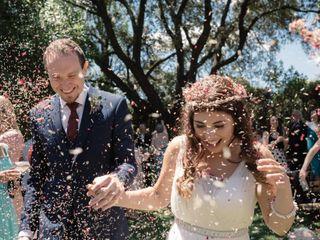 La boda de Leire y Nick
